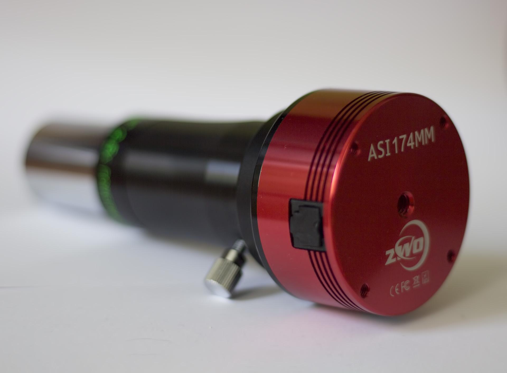 ZWO ASI174mm videókamera
