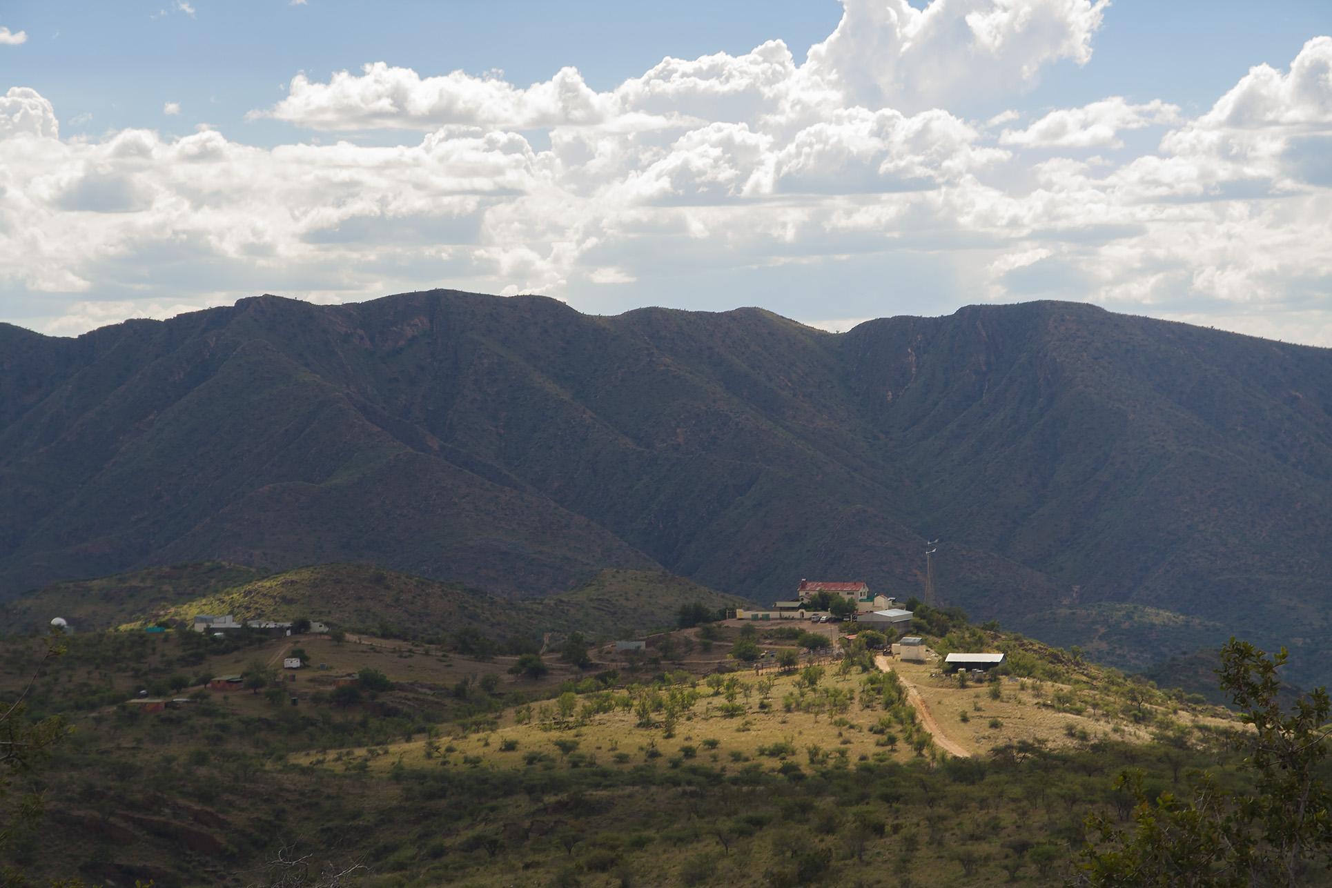 Hakos farm, Namíbia