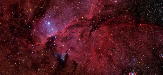 NGC6188 - Kezek-köd