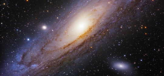 M31 - Androméda-galaxis