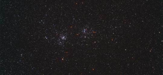 NGC869, NGC884 - Perseus-ikerhalmaz