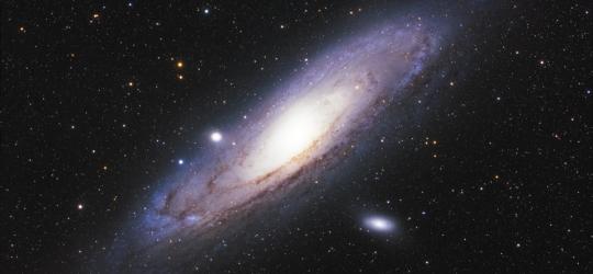 M31 - The Andromeda galaxy