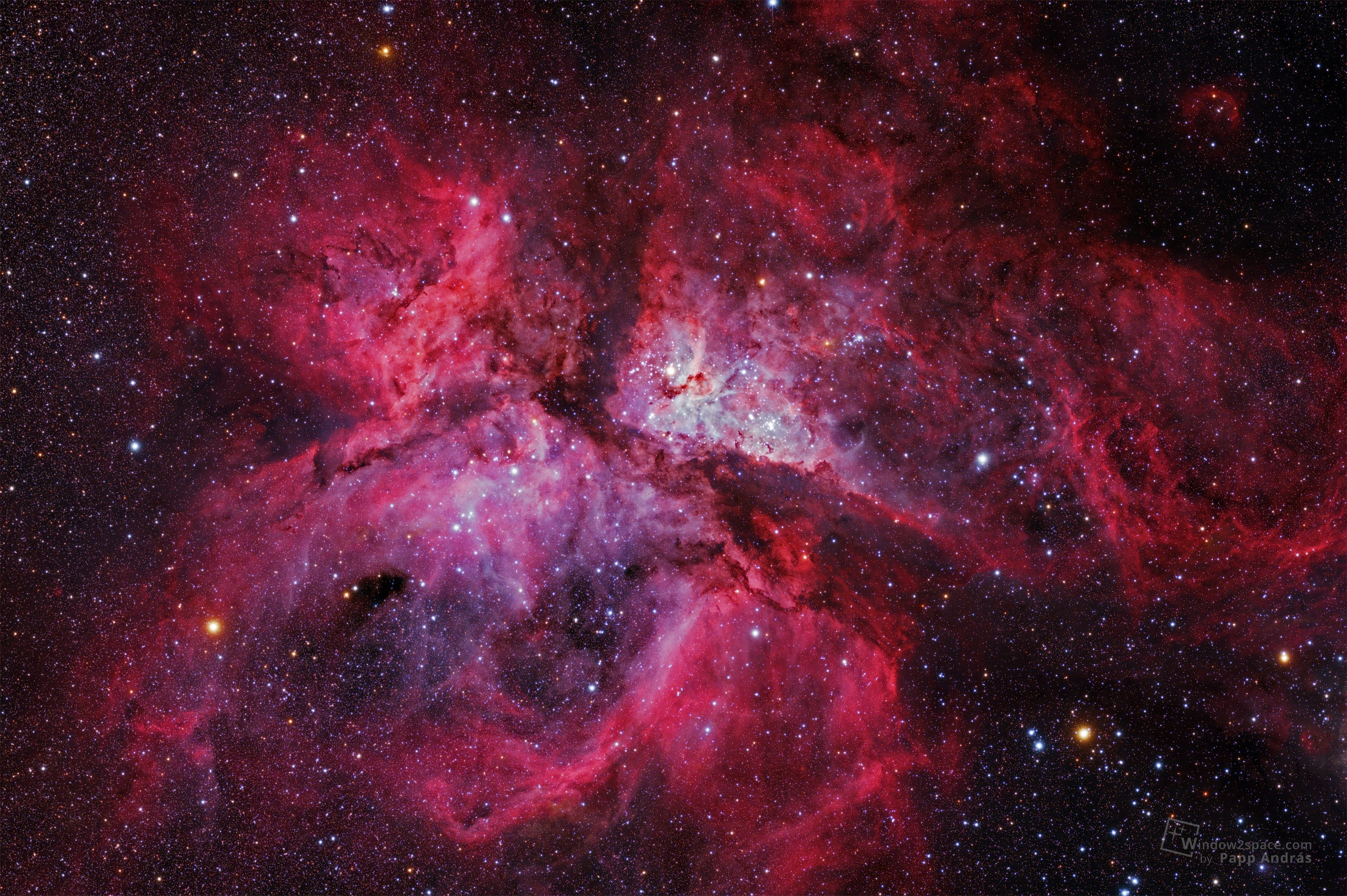 NGC3372 - Carina-köd