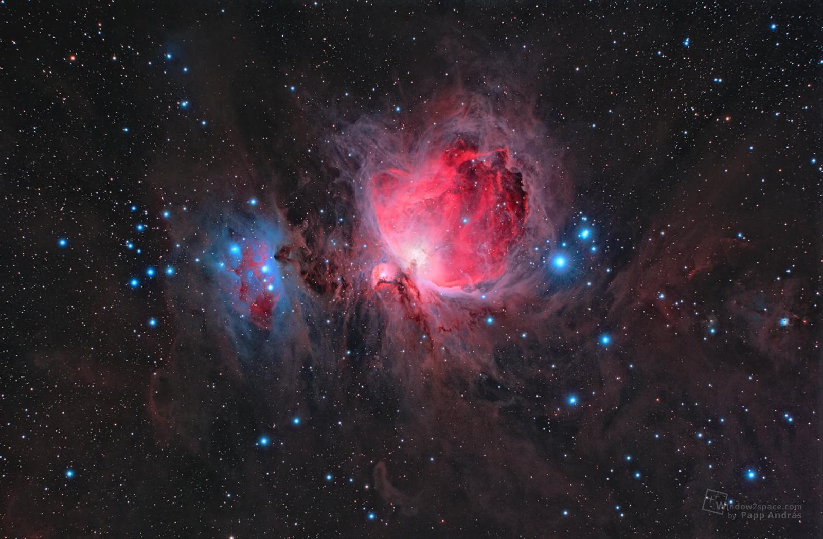 M42 - Orion-köd